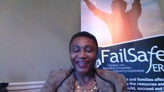 2nd Chance Month Thank You from FailSafe-ERA Founder Juanita Shanks