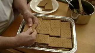 Cooking With Grandma- Ice Box Cake