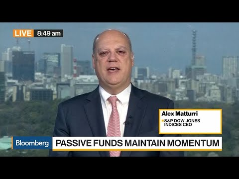 S&P Dow Jones Indices's CEO on Passive Investing, ETFs, Investment Strategy