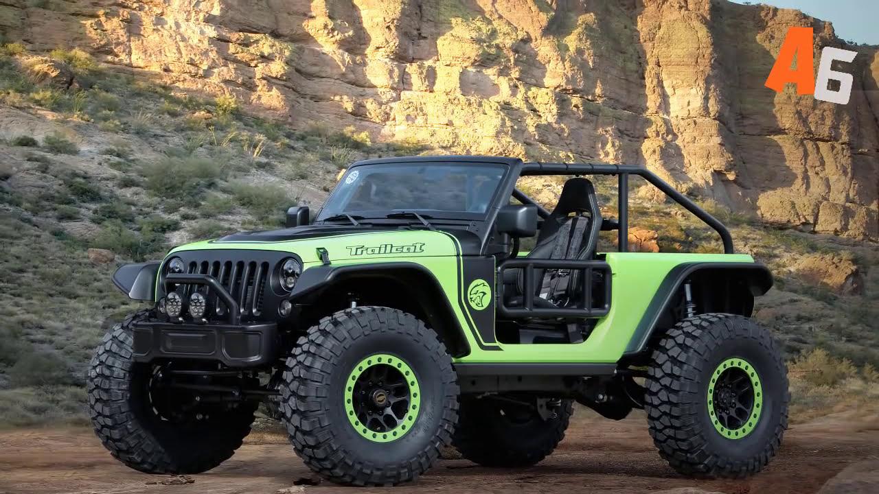 2016 Jeep Pickup >> Las 7 mejores todo terreno en 2016 - YouTube