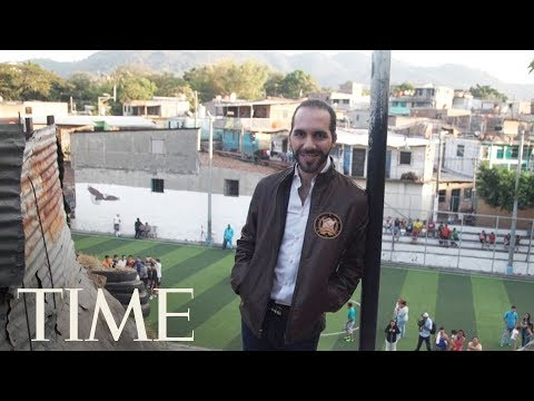 Nayib Bukele On His Path To Become The Mayor Of San Salvador | Next Generation Leaders | TIME