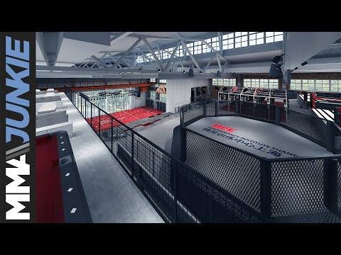 UFC Announces It's Building A Performance Institute In Shanghai