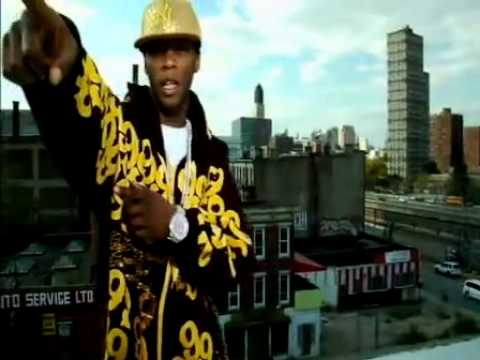 Papoose - Ghetto Soldier (Feat. Akon) (Official Music Video)
