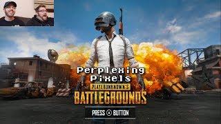 Perplexing Pixels: PLAYERUNKNOWN
