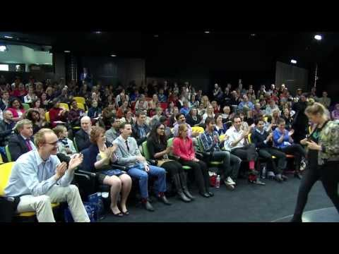 Three Minute Thesis Final 2013