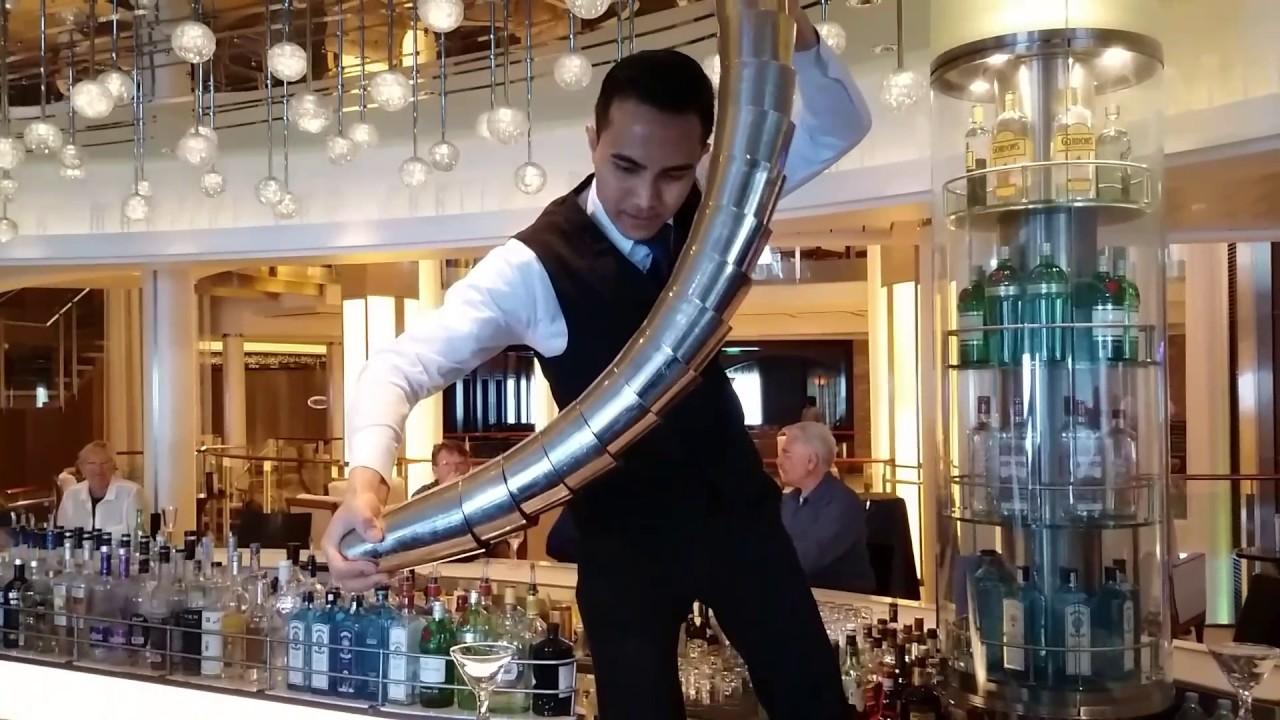 Celebrity Eclipse Martini Bar