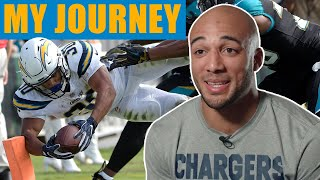 Austin Ekeler's Inspirational Journey: From Undrafted to Getting Re-Signed
