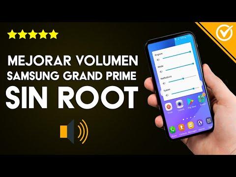 Cómo Mejorar y Subir el Volumen a un Samsung Grand Prime sin root - Aumentar Volumen