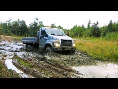 Внедорожный грузовик «Садко NEXT»