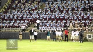 Talladega College - Thunder In My Heart - 2015