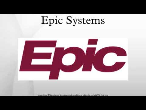 Epic Systems Youtube