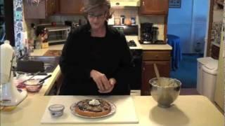 Pat Kutchins' Kitchen: Creamy Blueberry Torte