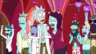 10+ Rick cares for morty