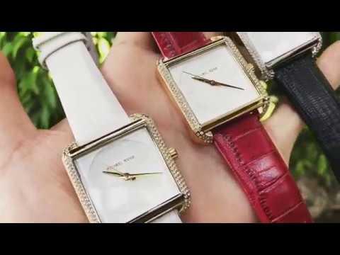 MICHAEL KORS  Lake White Dial Ladies Watch  MK2600