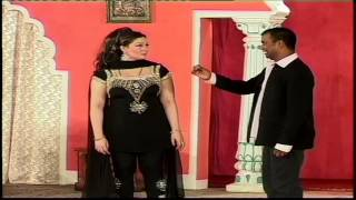 CRAZY KIYA RE (PAKISTANI PUNJABI COMEDY STAGE DRAMA) PART 2/2