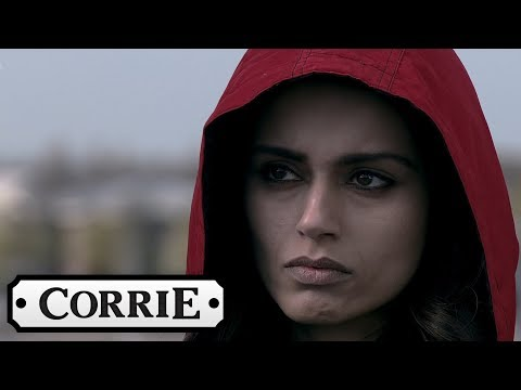 Coronation Street - Rana's Ghost Returns to Haunt Carla