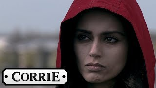 Download Video Coronation Street - Rana's Ghost Returns to Haunt Carla MP3 3GP MP4
