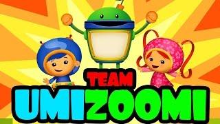 Team Umizoomi Drawing