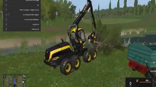 Farming Simulator 2017 - Odunculuk