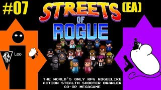 Let's Play Streets of Rogue (EA) coop with Mousegunner #07
