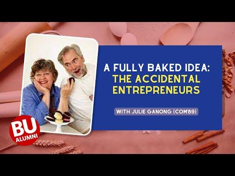 A Fully Baked Idea: The Accidental Entrepreneurs
