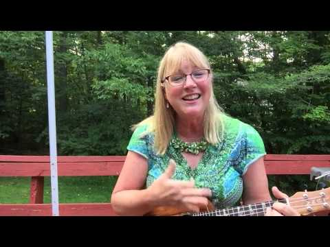MUJ: Getting To Know You - from The King And I (ukulele tutorial)