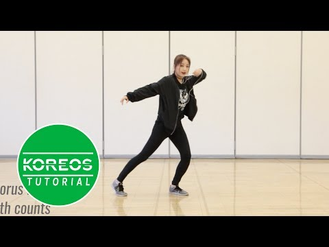 [Koreos] BTS (방탄소년단) - DNA Dance Tutorial (Mirrored)