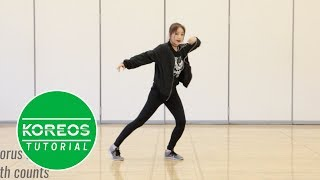 Video [Koreos] BTS (방탄소년단) - DNA Dance Tutorial (Mirrored) download MP3, 3GP, MP4, WEBM, AVI, FLV Agustus 2018