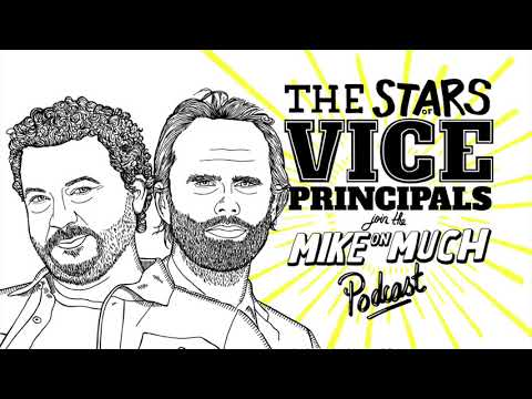 Vice Principals' Danny McBride, Walton Goggins, Jody Hill & David Gordon Green 74