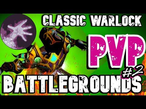 Classic / Vanilla WoW Warlock Battleground PVP Nightfall Conflagrate Spec Not Classic Beta - Voivid