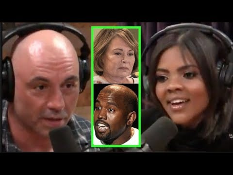 Joe Rogan - Candace Owens on Outrage Culture (Roseanne, etc)