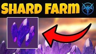 Destiny 2 How to Farm Legendary Shards Fast - Destiny 2 Beginner Guides