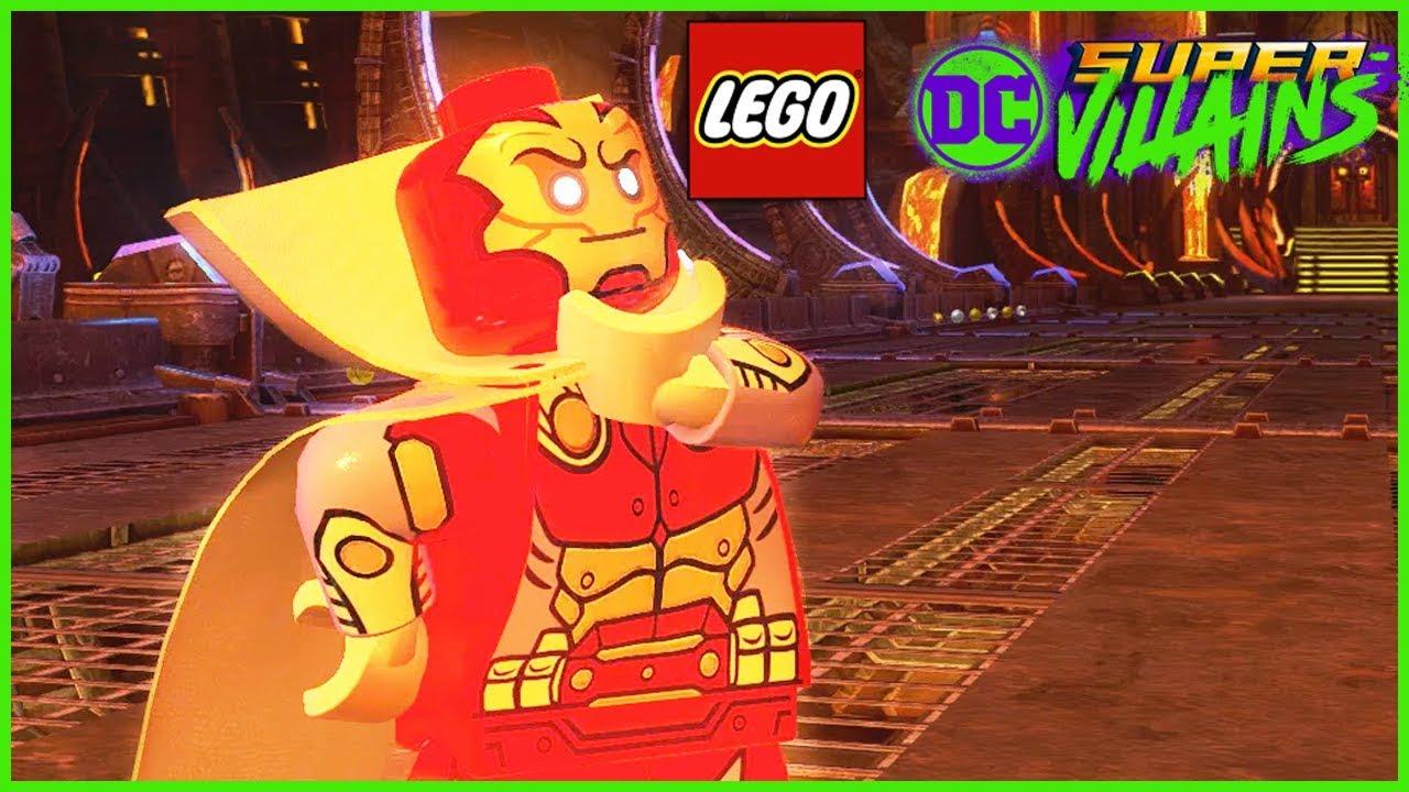 lego dc villains doomsday