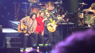Ringo Starr and His All Star Band, Wang Center, Boston 10/23/15. Yellow Submarine