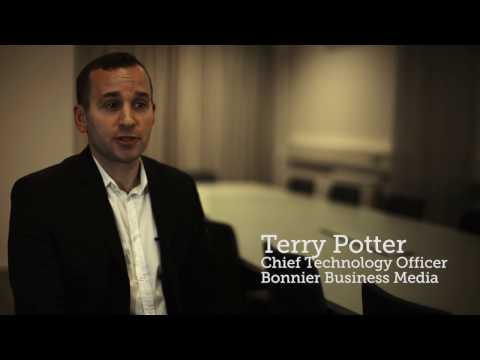 CSC Digital Brand Services – Terry Potter at Bonnier Media (Swedish)