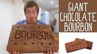 Giant Chocolate Bourbon