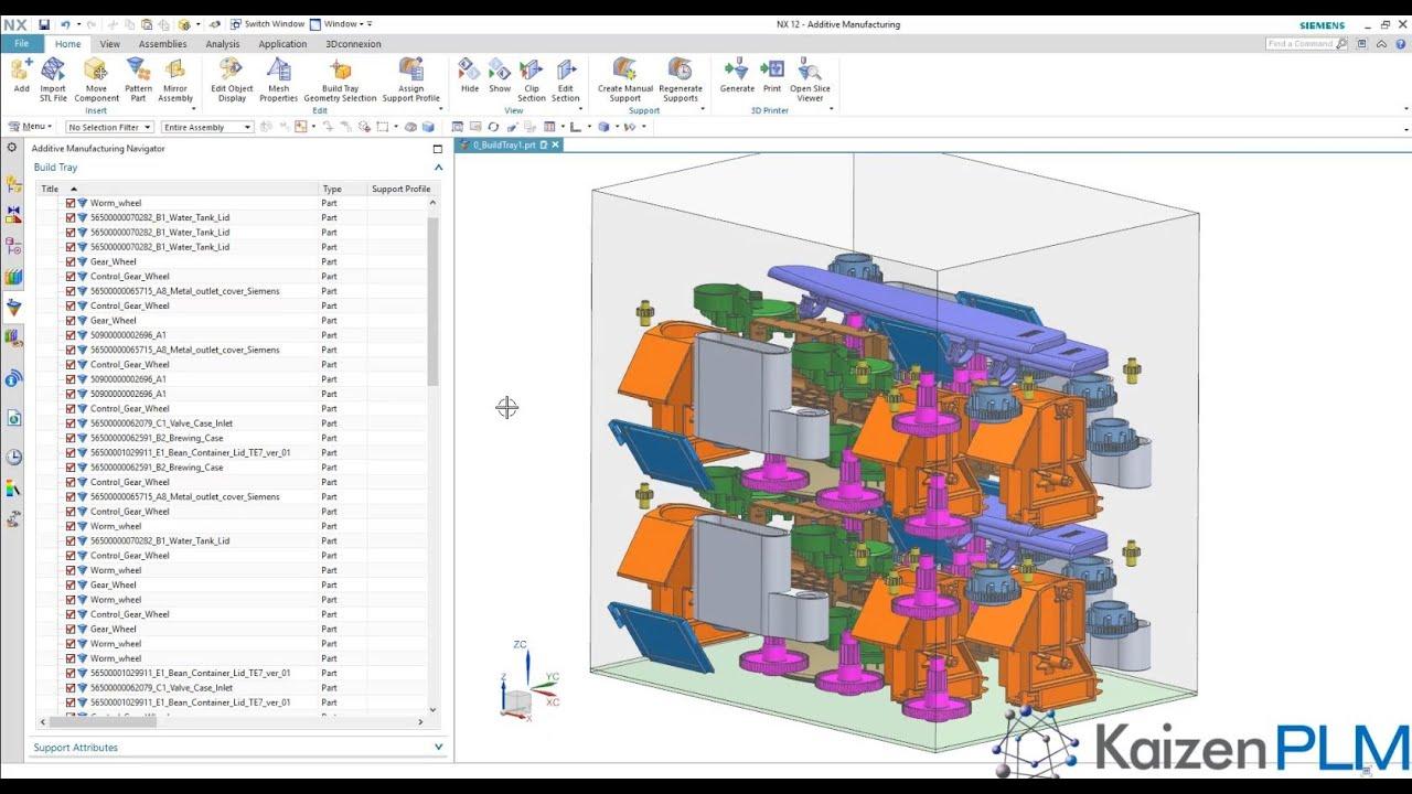 NX Manufacturing Integration