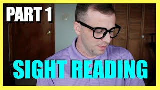 Sight-Reading Procedures Part 1 | BAND GEEK WORLD