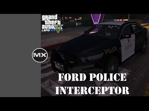 GTA V: LSPDFR | Ontario Provincial Police | Patrol #8