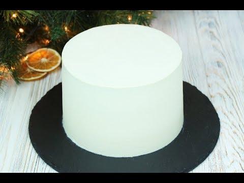 ВЗБИТЫЙ ГАНАШ на Белом Шоколаде✧ КРЕМ ДЛЯ ВЫРАВНИВАНИЯ ✧ Whipping White Chocolate Ganache Recipe