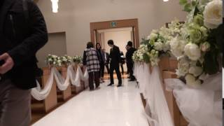 4K 図書館 大阪 撮影会 SONYの4Kハンディカムで撮影しました。 ドリー...