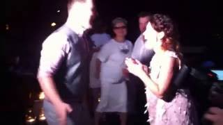 Танец молодых на свадьбе Москва 18.08.2016 г. IMG 6684
