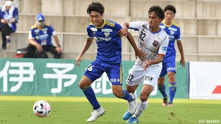 FC今治vsヴァンラーレ八戸 J3リーグ 第8節