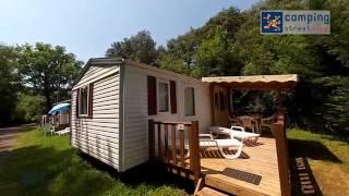 Camping Homair Le Val d'Ussel, Proissans