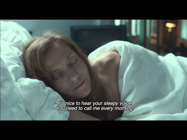 Review Abuse Of Weakness Features A Stunning Isabelle Huppert