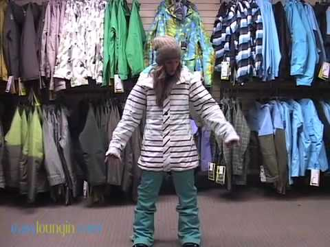 Womens snowboard jacket burton