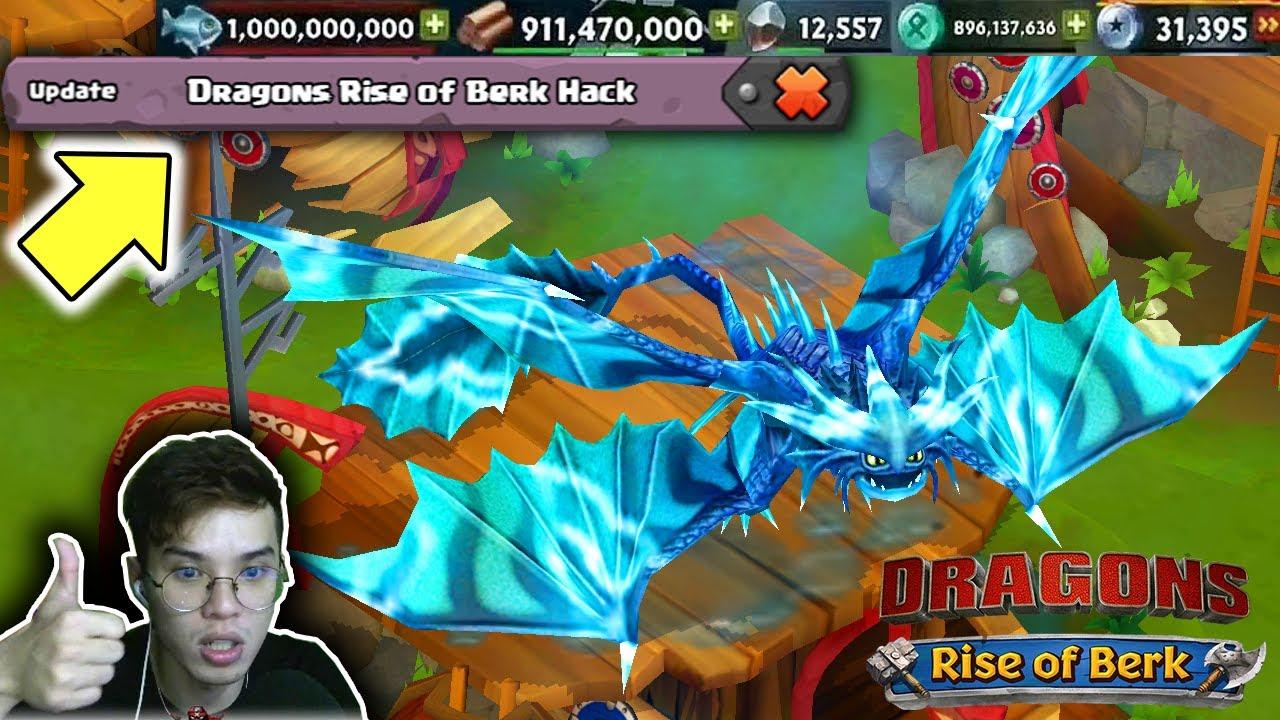 lyfp hack bí kiếp luyện rồng ( bị lộ ) khi tiến hóa Rồng VIP | Dragons: Rise of Berk