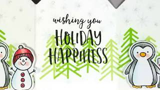 MASKeradeVideo - FS557 Holiday Happiness