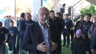 Lifschitz reconoció a los jugadores santafesinos de rugby que integran la selección Argentina U20