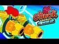 Chuck Chicken Power Up Special Episode  - The Candy Mech - Cartoon Show